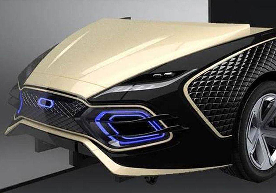 Toyota презентует резиновый автомобиль 3