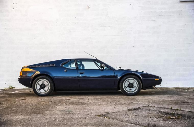 «Король спорткаров» BMW выставлен на торги 2