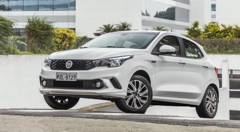 Fiat готовит замену хетчбэку Punto 1