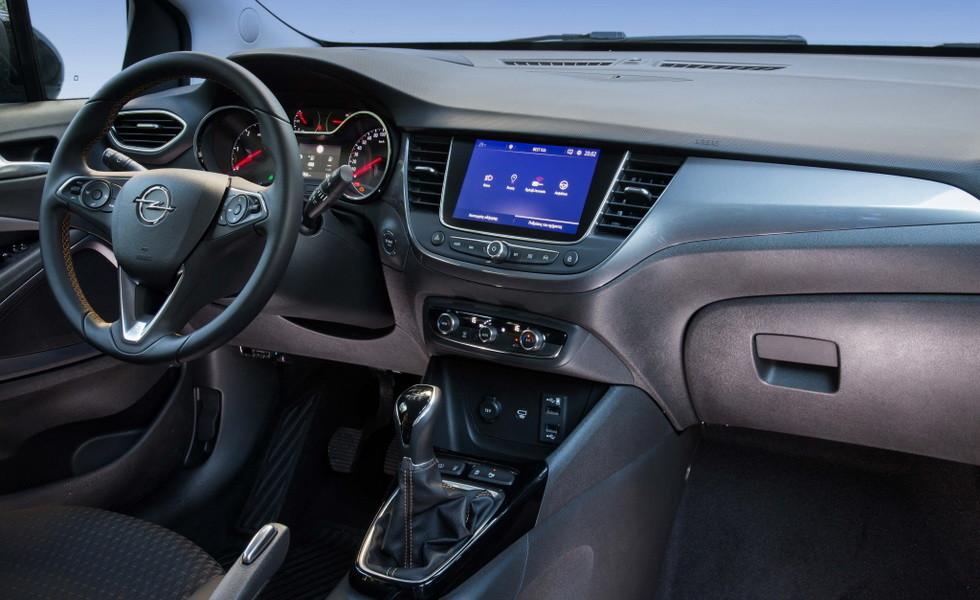 Opel представил кроссовер на газу 2