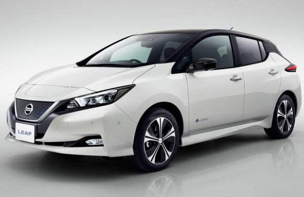 «Народный» электромобиль Nissan Leaf получил европейский ценник 1