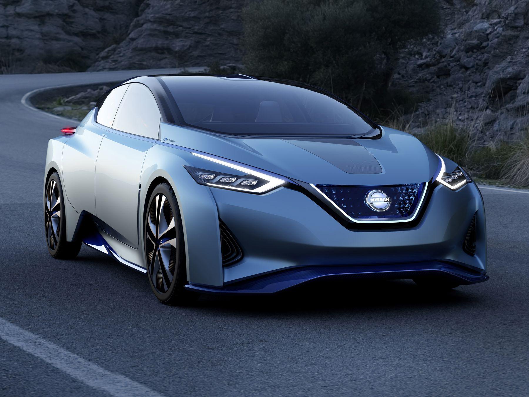 «Народный» электромобиль Nissan Leaf получил европейский ценник 2