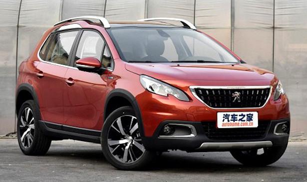 Рестайлинговый Peugeot 2008 поступил в продажу 1