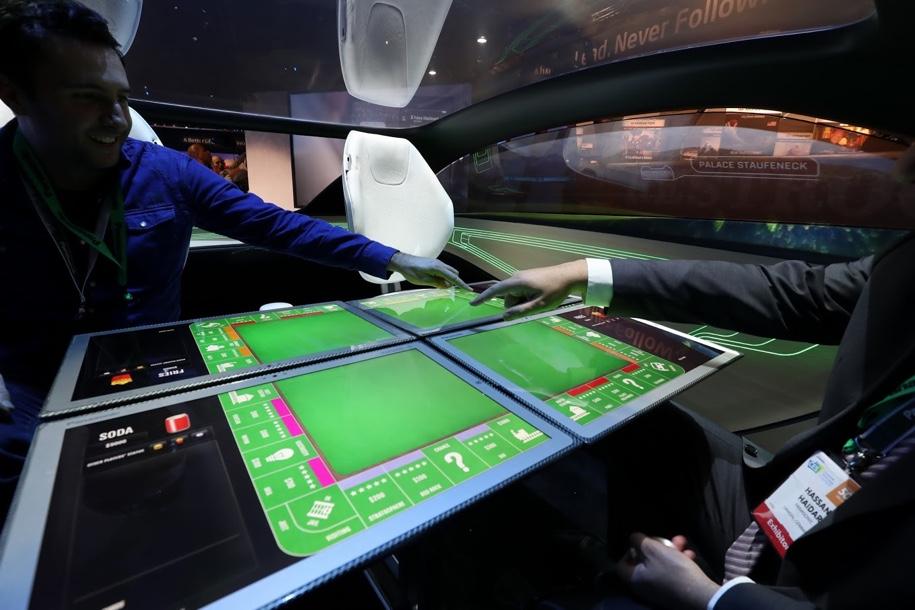 Компания Panasonic представит концептуальный автомобиль 1