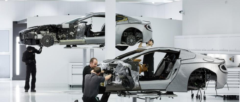 Автомобильный рынок Британии существенно просел 1