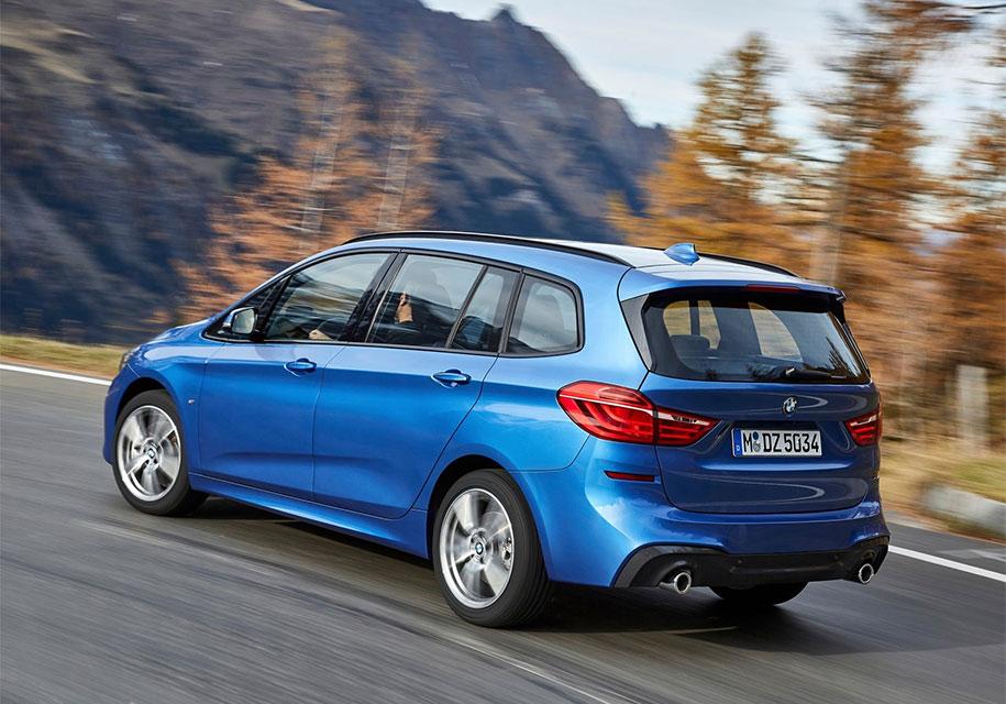 Первый переднеприводный BMW получил роботизированную трансмиссию 3