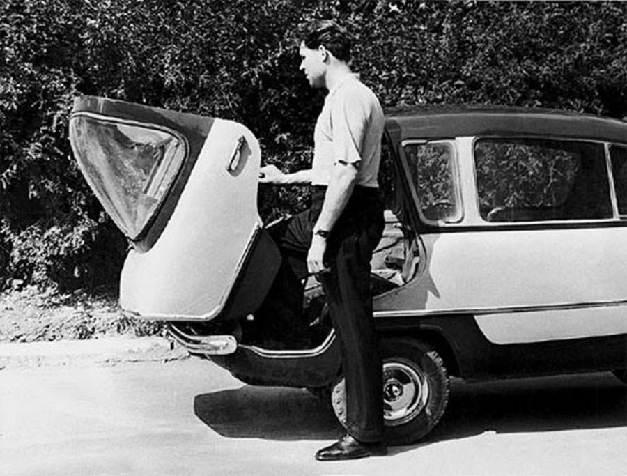 Каким был прототип первого «Запорожца» 3