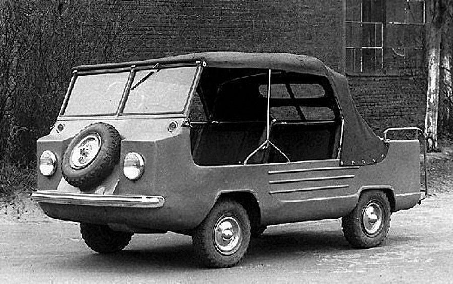 Каким был прототип первого «Запорожца» 5