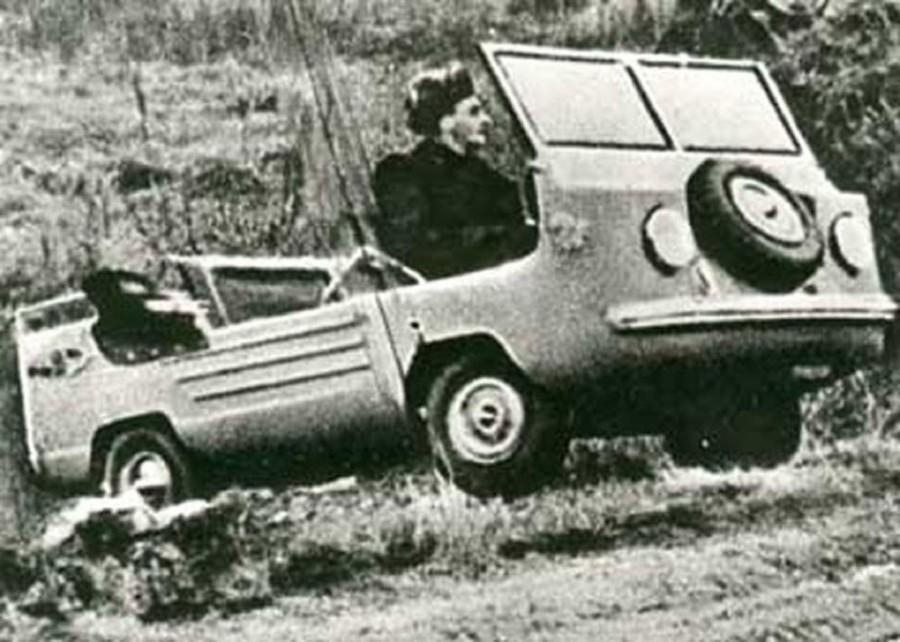 Каким был прототип первого «Запорожца» 6