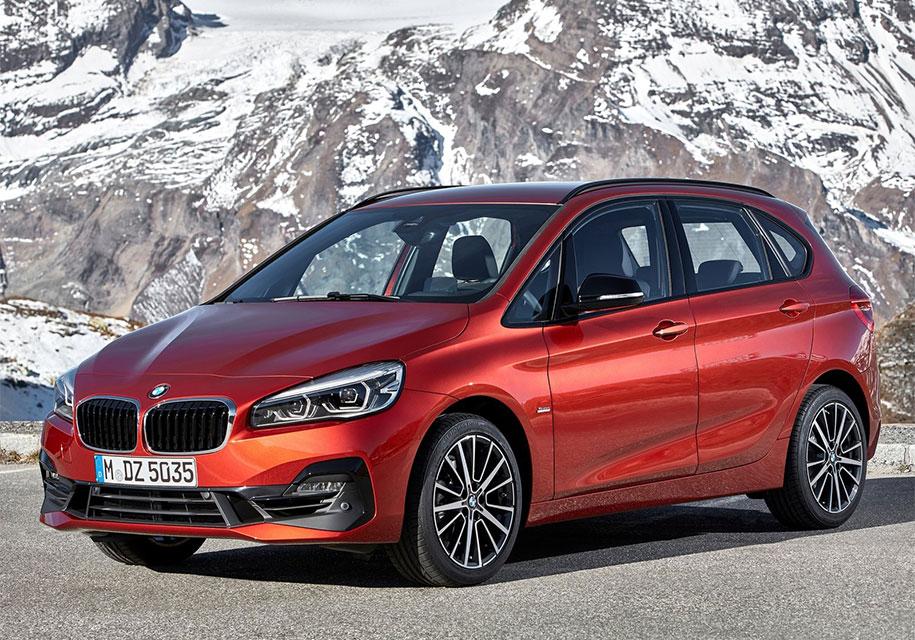 Первый переднеприводный BMW получил роботизированную трансмиссию 2