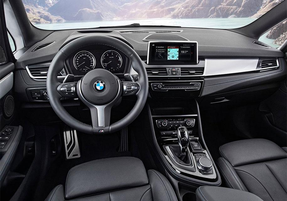 Первый переднеприводный BMW получил роботизированную трансмиссию 4
