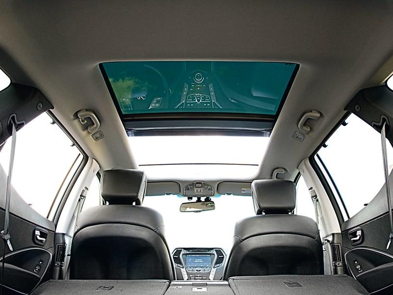 Hyundai разработал подушки безопасности для панорамной крыши 1