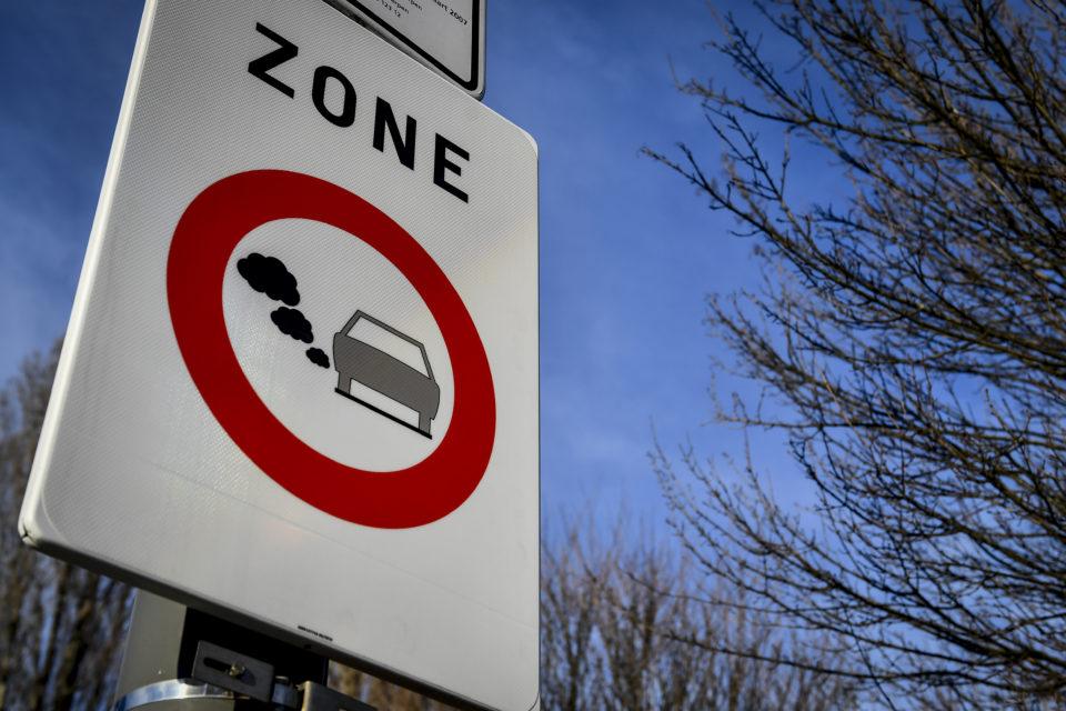 В Бельгии запретили старые дизельные автомобили 1