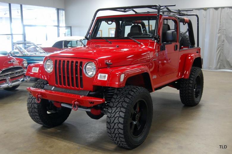 Jeep Wrangler стал гораздо мощнее благодаря тюнерам 1
