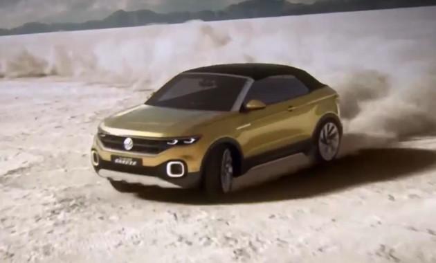 Volkswagen T-Cross дебютирует уже в этом году 2