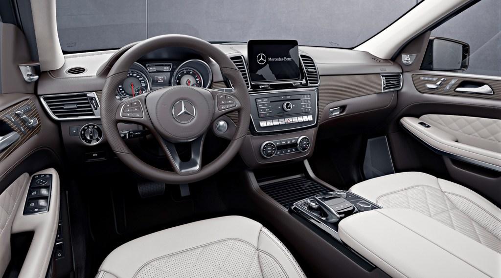 Mercedes представил особую версию внедорожника GLS 2