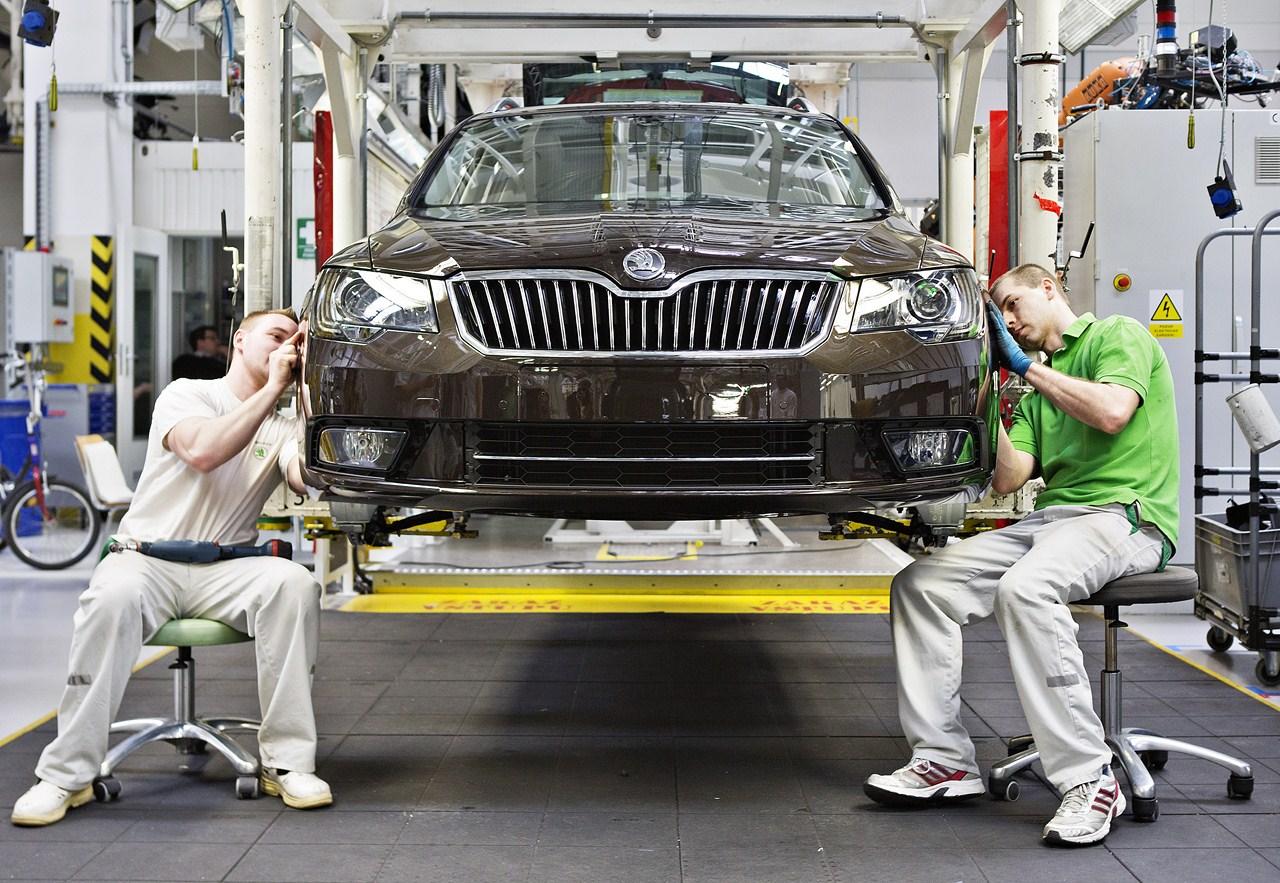 Volkswagen недоволен тем, что Skoda много зарабатывает 1