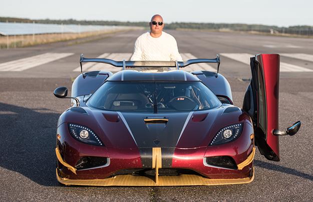 Bugatti Chiron больше не самый динамичный автомобиль 1