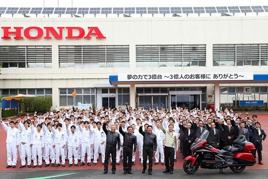 Honda закрывает один из «родных» заводов в Японии 1