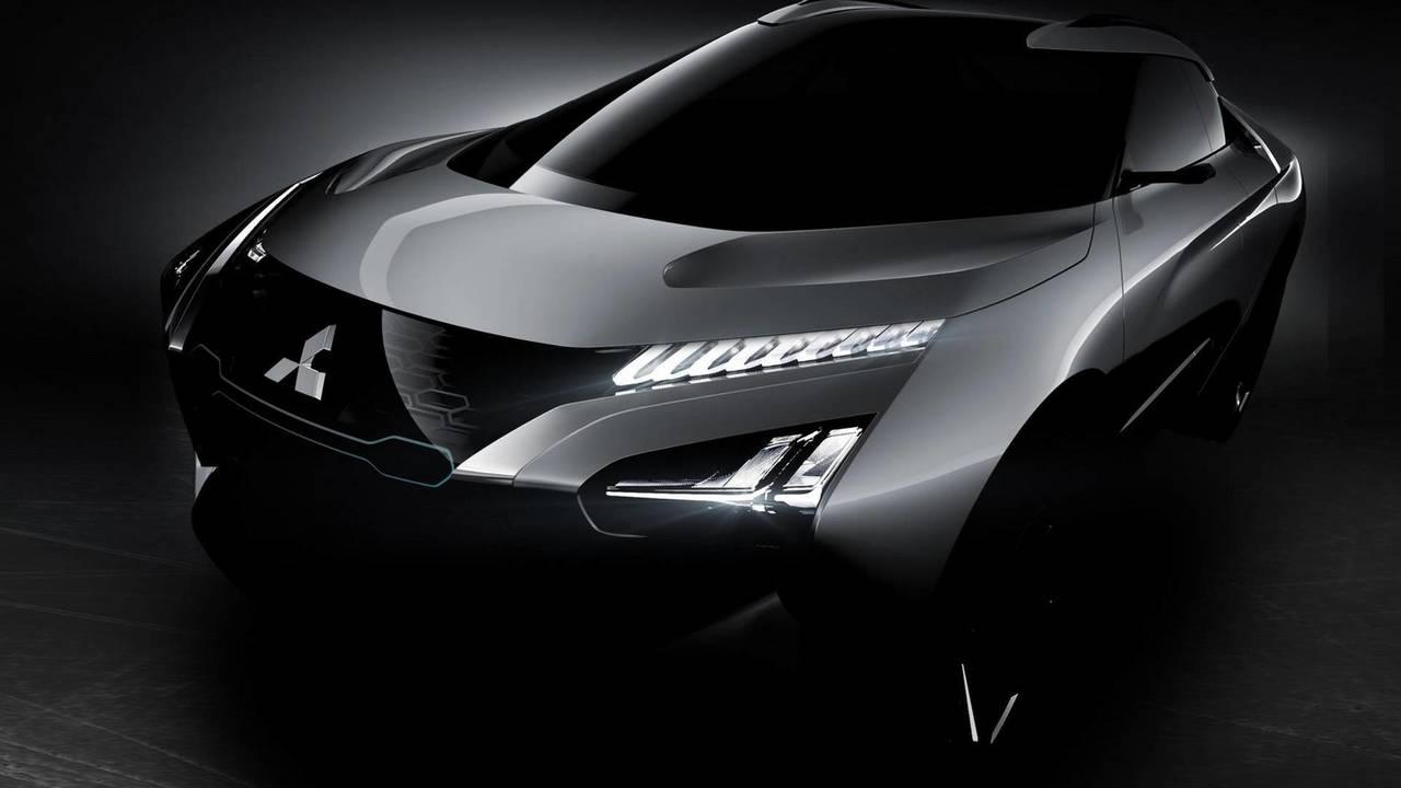 Mitsubishi e-Volution оказался кроссовером 1