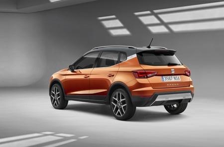 Объявлена «европейская» стоимость нового Seat Arona 3