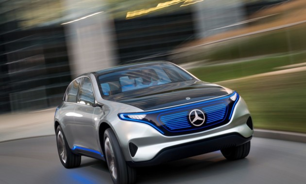 Mercedes-Benz готовит к премьере новый кроссовер 1
