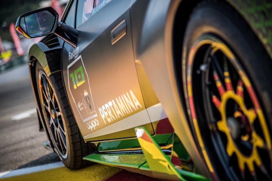 Гоночный Lamborghini Huracan получил особую версию 3