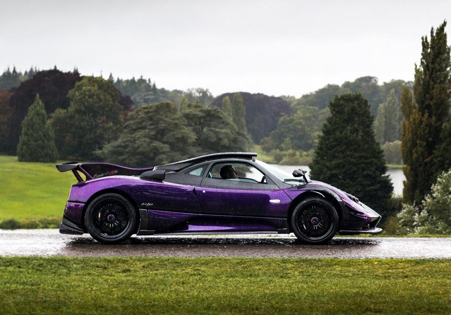 Хэмилтон назвал Pagani Zonda машиной с ужасной управляемостью 1