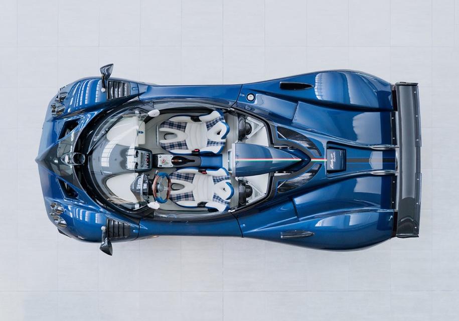 Уникальная «баркетта» Pagani стала самым дорогим автомобилем 2