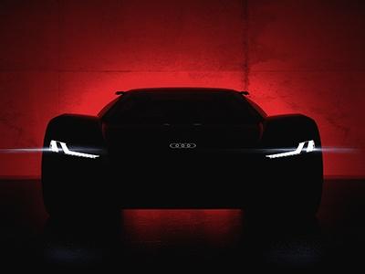 Audi продемонстрировала первое изображение нового концепта 1
