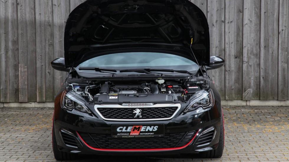 Мощность Peugeot 308 GTi «разогнали» до 310 лошадиных сил 1