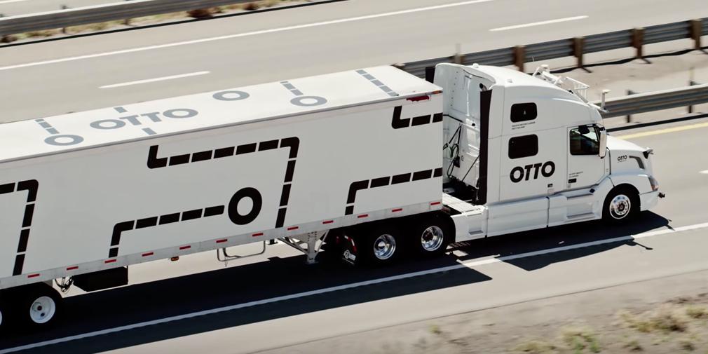 Uber свернул разработку грузовых беспилотников 1