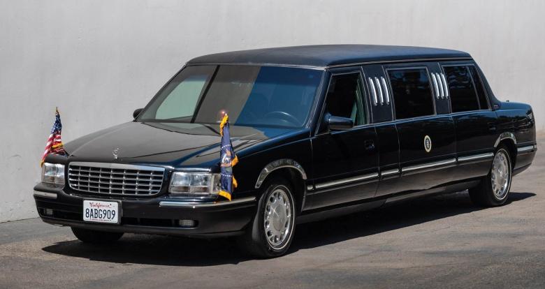 Президентский Cadillac продадут «за копейки» 1