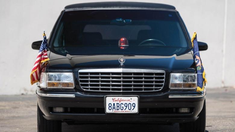 Президентский Cadillac продадут «за копейки» 2