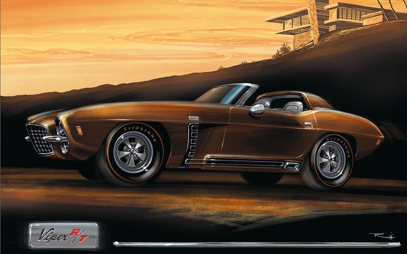 Как бы выглядел Porsche Cayenne, если бы появился 45 лет назад 3