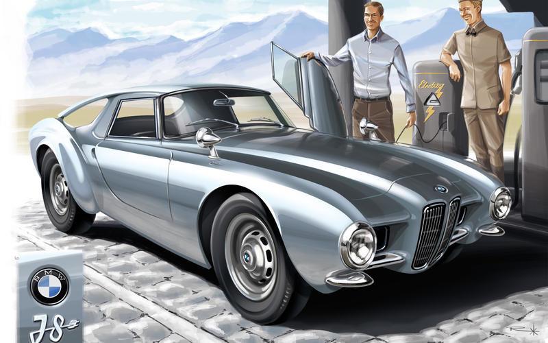 Как бы выглядел Porsche Cayenne, если бы появился 45 лет назад 6