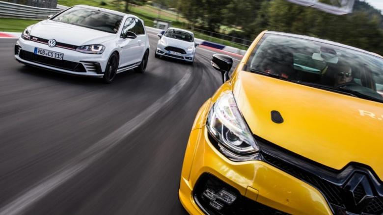 VW Golf – по-прежнему самый популярный автомобиль в Европе 1