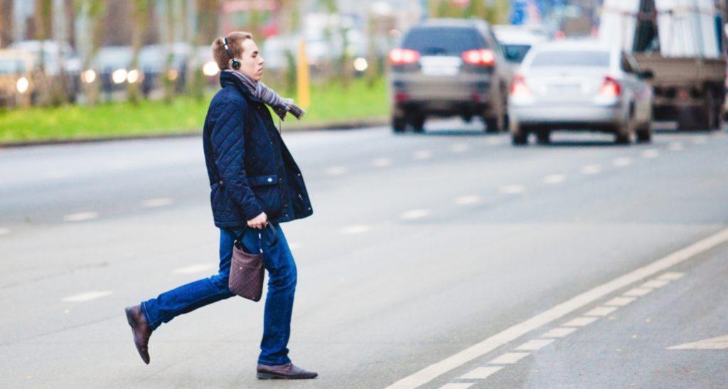 В Украине призвали пешеходов сдавать экзамен на знание ПДД 1