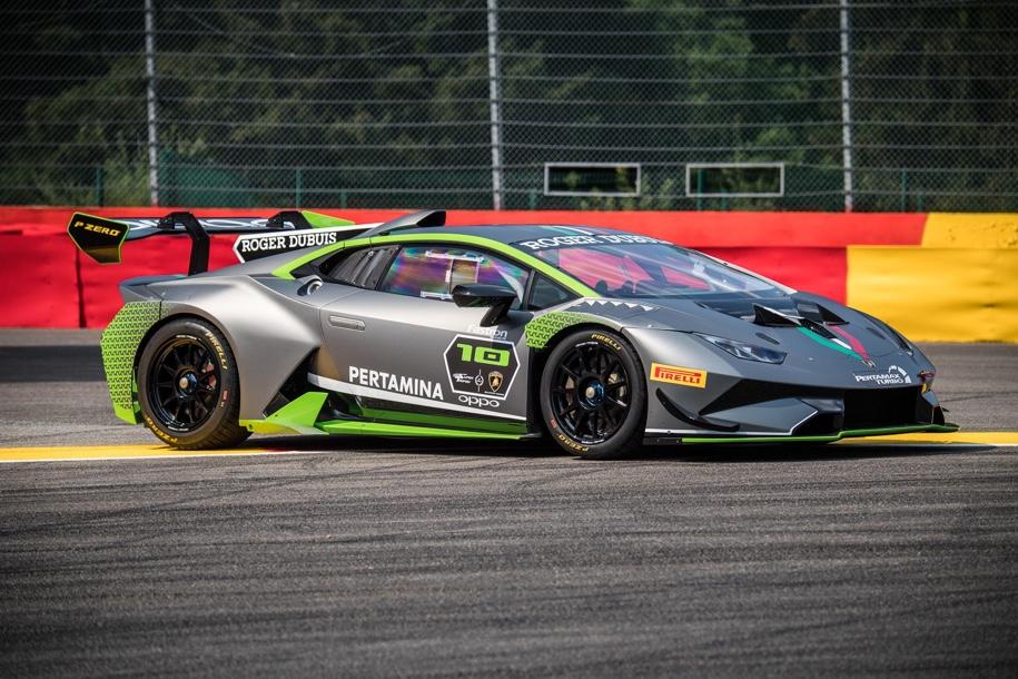 Гоночный Lamborghini Huracan получил особую версию 2