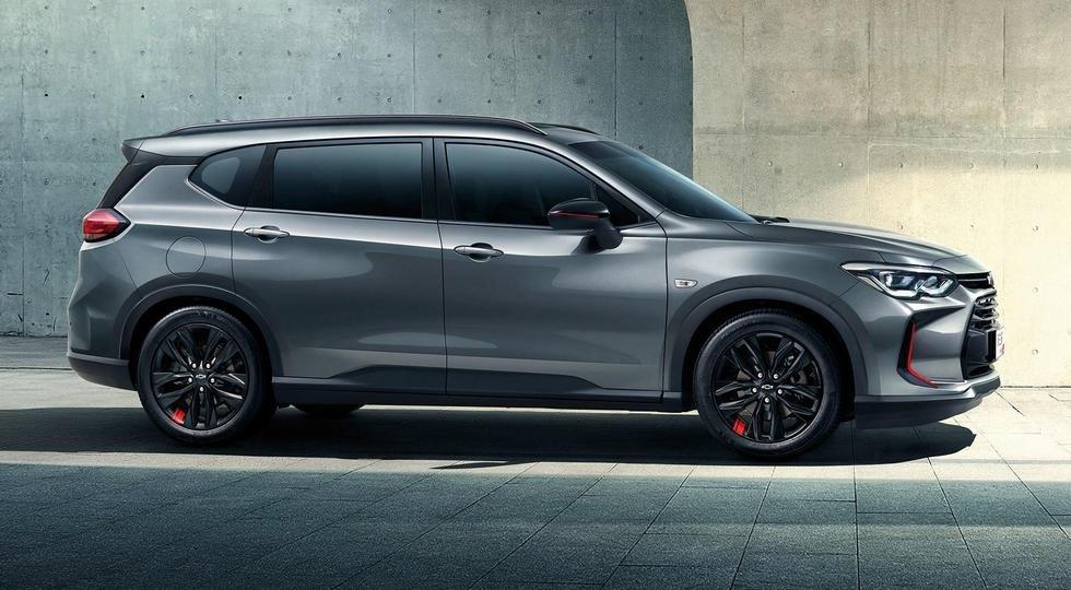 Свежие подробности о новом кроссвэне Chevrolet Wolanduo 1