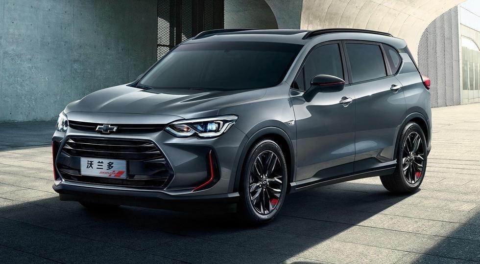 Свежие подробности о новом кроссвэне Chevrolet Wolanduo 2