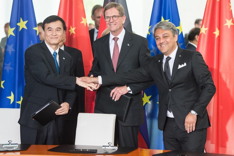 Компания Seat подружилась с китайской JAC 1