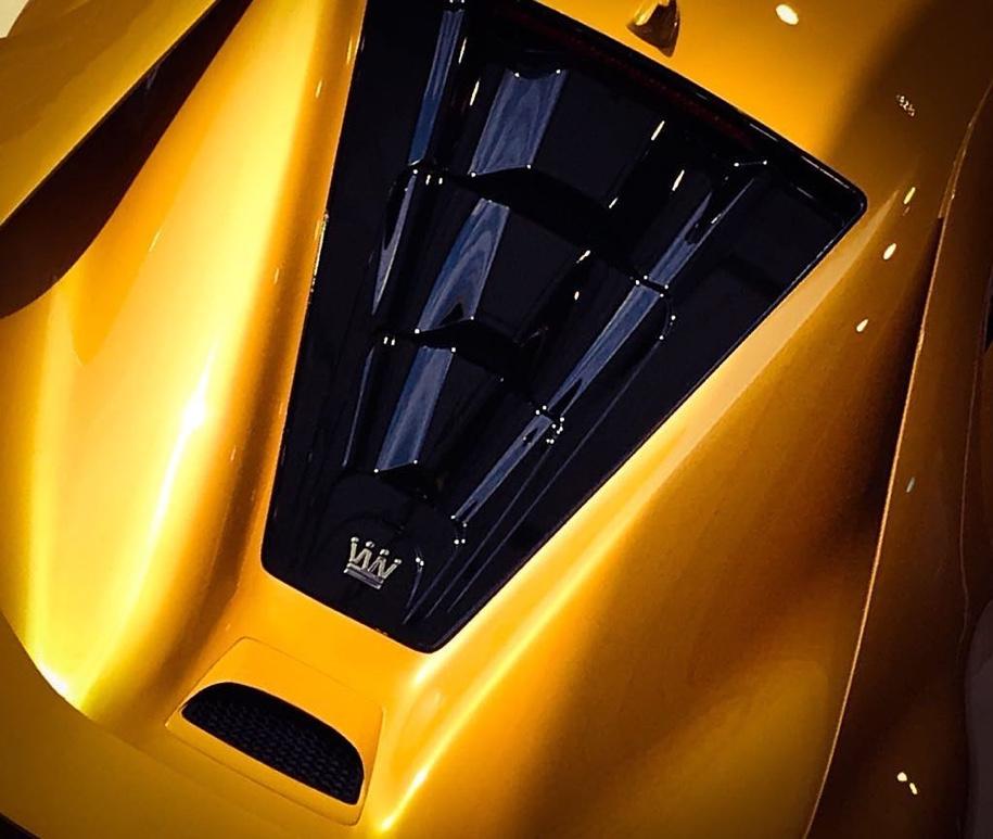 Британцы представили суперкар с двигателем от пикапа 2