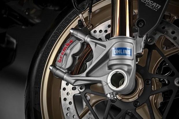 Мотоцикл Ducati Monster 1200 получил юбилейную версию 3