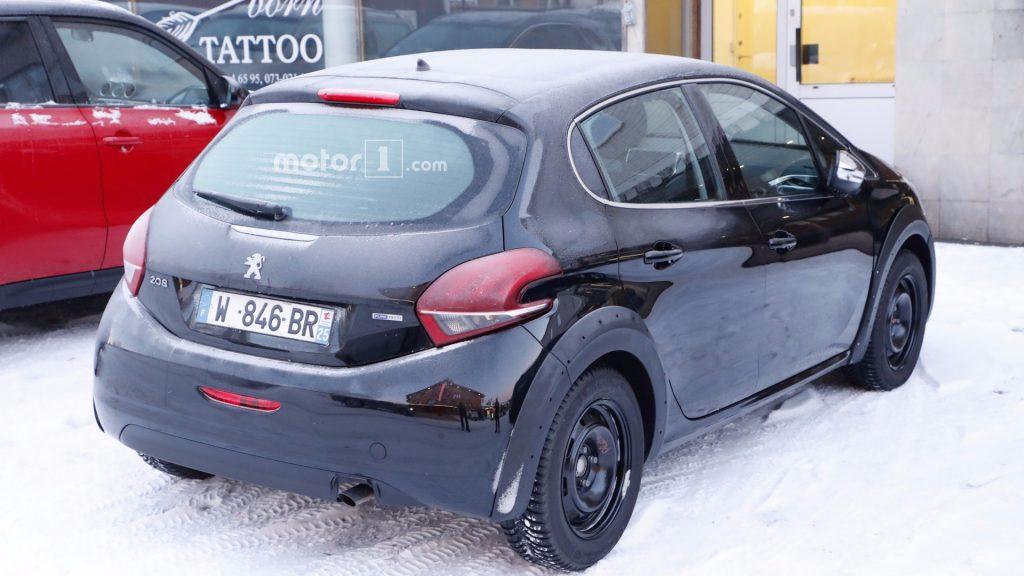 Peugeot выпустит «злой» электрокар 2