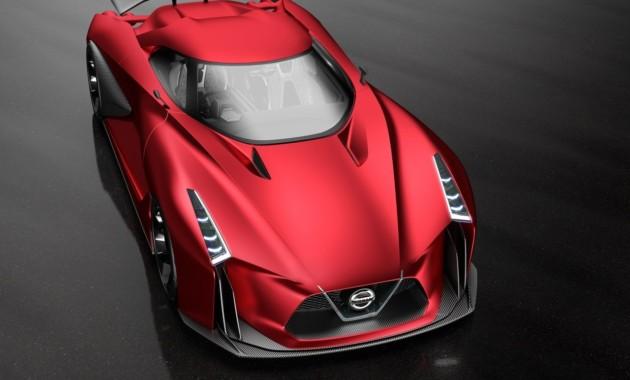 Nissan сделает новый GT-R «самым быстрым спорткаром в мире» 1
