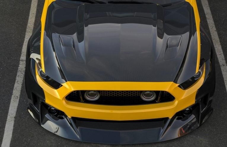 Ford Mustang значительно «растолстел» 2