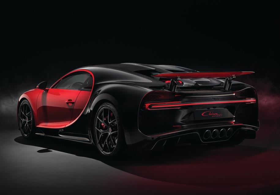 Bugatti разработала систему слежки за своими гиперкарами 1
