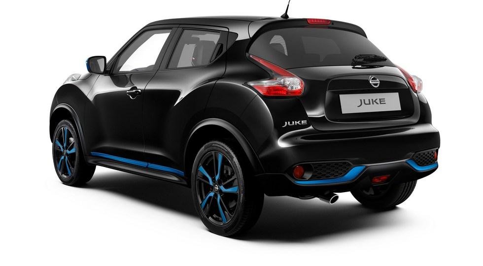Nissan обновил «паркетник» Juke 2