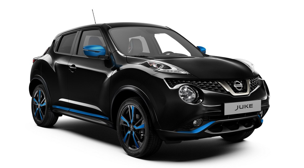 Nissan обновил «паркетник» Juke 1
